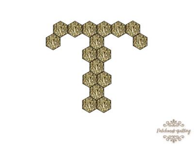 Vzory - babiččina zahrádka - abeceda