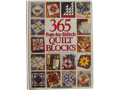 365 Fun to Stitch Quilt Blocks